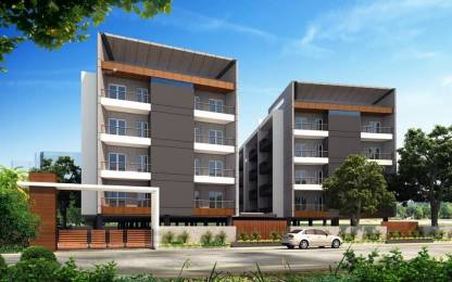 590 sqft, 1 bhk Apartment in Builder Project Bengali Square, Indore at Rs. 15.6000 Lacs