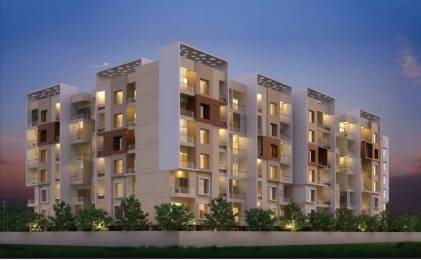 1348 sqft, 3 bhk Apartment in Raheja Group Rahejas Sky Scapes Saddu, Raipur at Rs. 34.9900 Lacs