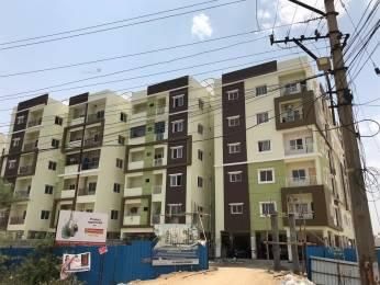 1020 sqft, 2 bhk BuilderFloor in Builder kousthuba residency Gajulramaram Kukatpally, Hyderabad at Rs. 42.8400 Lacs