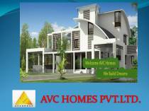 AVC homes PVT limited