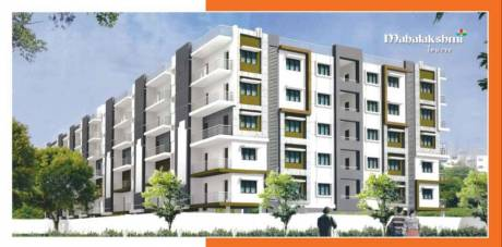 1346 sqft, 2 bhk Apartment in Builder Mahalakshmi Towers Tadigadapa, Vijayawada at Rs. 47.1100 Lacs