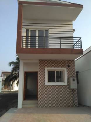 1010 sqft, 3 bhk Villa in Artha Meadows Singaperumal Koil, Chennai at Rs. 38.0000 Lacs