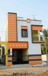 900 sqft, 2 bhk Villa in Tamilnadu Colony Extn I House With Plots Chengalpattu, Chennai at Rs. 24.3000 Lacs