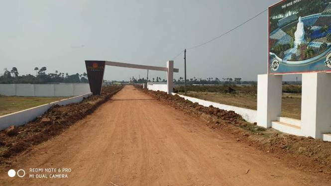 1620 sqft, Plot in Builder AMRUTHA GRAND Pendurthi, Visakhapatnam at Rs. 14.2200 Lacs