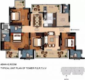 2575 sqft, 4 bhk Apartment in DLF Ultima Sector 81, Gurgaon at Rs. 2.2000 Cr