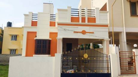 1000 sqft, 3 bhk IndependentHouse in Builder Smart city Mahindra wolrd city Mahindra World City, Chennai at Rs. 27.0000 Lacs