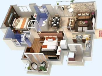 1075 sqft, 2 bhk Apartment in Hero Homes Phase 1 Sidhwan Canal Road, Ludhiana at Rs. 47.6250 Lacs