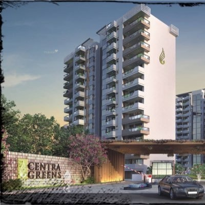 2610 sqft, 3 bhk Apartment in Builder Centra Green Pakhowal road, Ludhiana at Rs. 1.5664 Cr