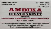 Ambika Estate Agency