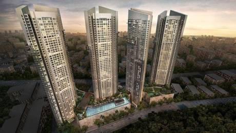 1150 sqft, 2 bhk Apartment in Sheth Auris Serenity Tower 1 Malad West, Mumbai at Rs. 3.0000 Cr
