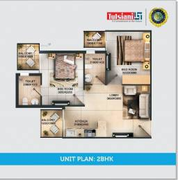 835 sqft, 2 bhk Apartment in Tulsiani Easy in Homes Sector 35 Sohna, Gurgaon at Rs. 18.5800 Lacs