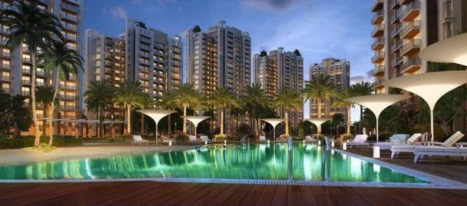 1758 sqft, 3 bhk Apartment in Experion The Heartsong Sector 108, Gurgaon at Rs. 1.0400 Cr