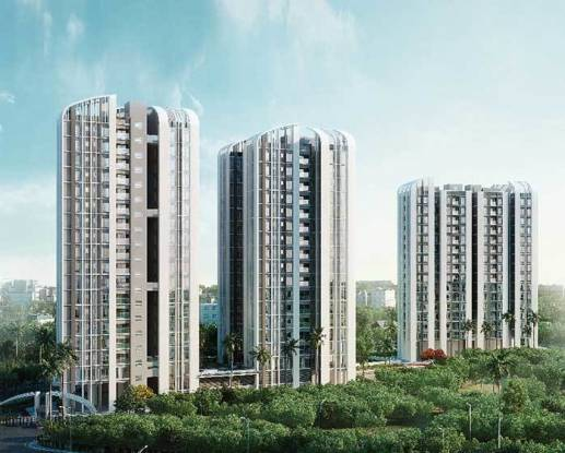 1207 sqft, 3 bhk Apartment in PS Amistad New Town, Kolkata at Rs. 60.0000 Lacs