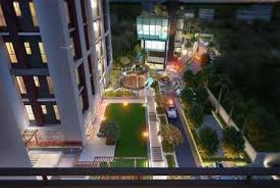 913 sqft, 2 bhk Apartment in Neelkanth Chitrakut Heights New Town, Kolkata at Rs. 38.0000 Lacs