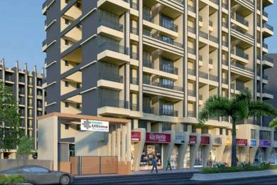 758 sqft, 1 bhk Apartment in Triveni Dynamic Ultima Bliss Kalyan West, Mumbai at Rs. 45.0000 Lacs