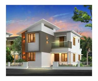 1200 sqft, 3 bhk Villa in Builder PICADILLY BREEZE Poovangal, Kozhikode at Rs. 56.0000 Lacs
