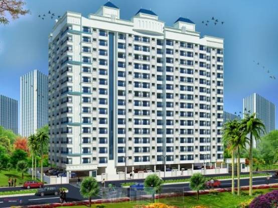 680 sqft, 1 bhk Apartment in  Meera Avenue Vasai, Mumbai at Rs. 26.6628 Lacs