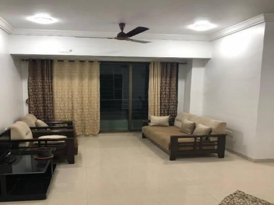 1650 sqft, 3 bhk Apartment in Paradise Sai Pearls Kharghar, Mumbai at Rs. 25000