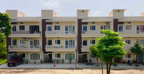 1250 sqft, 2 bhk BuilderFloor in Builder Project Kharar Mohali, Chandigarh at Rs. 27.9000 Lacs