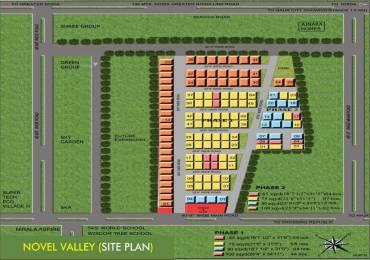 2100 sqft, 3 bhk Villa in Builder novel valley villas Noida Extn, Noida at Rs. 65.1000 Lacs