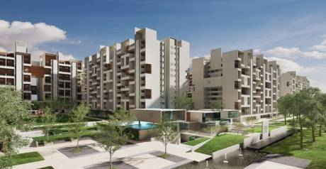 1438 sqft, 3 bhk Apartment in Rohan Abhilasha Building A Wagholi, Pune at Rs. 80.0000 Lacs
