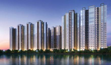 895 sqft, 2 bhk Apartment in Siddha Eden Lakeville Bonhooghly on BT Road, Kolkata at Rs. 41.4833 Lacs