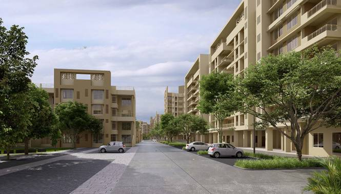 1500 sqft, 3 bhk Apartment in Builder Project Wardha Road, Nagpur at Rs. 68.0000 Lacs