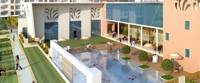 1501 sqft, 3 bhk Apartment in Mahindra Bloomdale Building 09 Mihan, Nagpur at Rs. 68.0000 Lacs