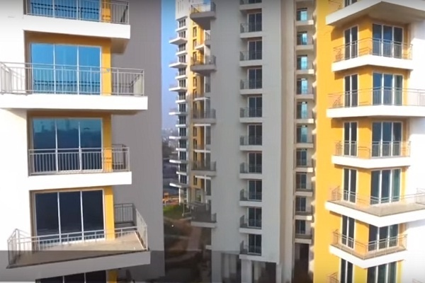 2105 sqft, 3 bhk Apartment in Tata Capitol Heights Rambagh, Nagpur at Rs. 1.4500 Cr