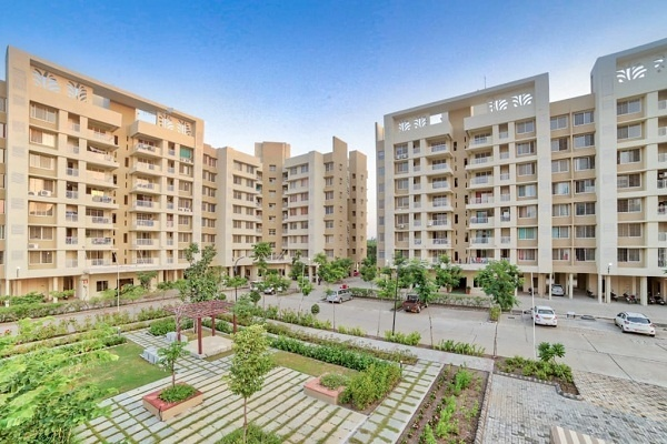 1509 sqft, 3 bhk Apartment in Mahindra Bloomdale Building 07 Mihan, Nagpur at Rs. 69.5000 Lacs