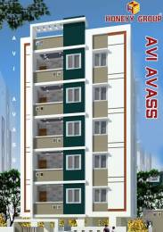 1125 sqft, 2 bhk Apartment in Builder Avi avass Yendada, Visakhapatnam at Rs. 48.3500 Lacs