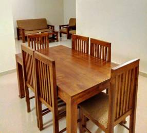 1250 sqft, 2 bhk Apartment in Builder AWHO Silver Sand Vytilla, Kochi at Rs. 21000
