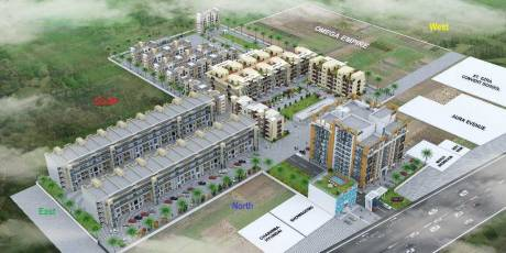 990 sqft, 2 bhk Apartment in Builder omegacity greater mohali Mohali, Mohali at Rs. 25.9000 Lacs