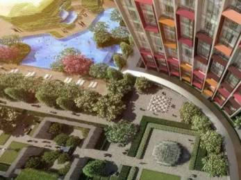 850 sqft, 2 bhk Apartment in Lodha Platino Bhayandar West, Mumbai at Rs. 59.0000 Lacs