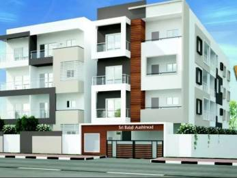 1500 sqft, 3 bhk Apartment in Builder Swasthik Balaji Ashirwad Banashankari 5th stage, Bangalore at Rs. 84.0000 Lacs