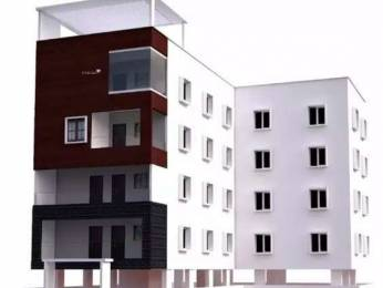 650 sqft, 1 bhk Apartment in Builder Srinivas residency losams bey Lawsons Bay Colony, Visakhapatnam at Rs. 39.0000 Lacs