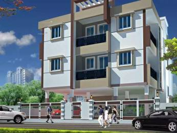 1215 sqft, 3 bhk Apartment in Builder Project Thoraipakkam OMR, Chennai at Rs. 60.7500 Lacs