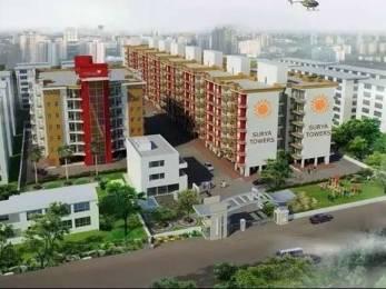 1280 sqft, 2 bhk Apartment in Builder Surya towers VIP Road, Zirakpur at Rs. 30.0000 Lacs