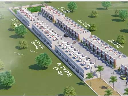 700 sqft, 2 bhk IndependentHouse in Builder Swapnaban phase 2 Kubhephal, Aurangabad at Rs. 17.0000 Lacs