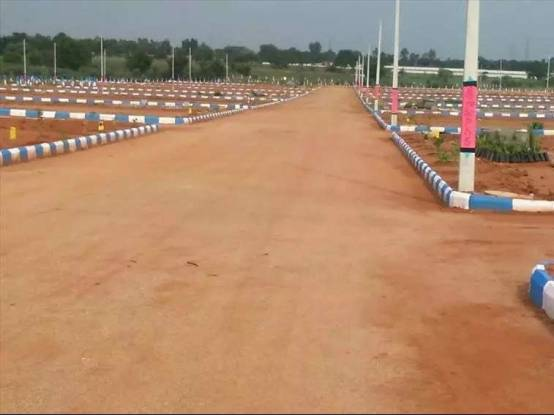 1800 sqft, Plot in Builder HMDA Approved layout Tukkuguda, Hyderabad at Rs. 30.0000 Lacs