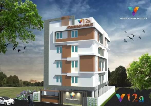 1035 sqft, 2 bhk Apartment in Vishwanadh Vishwanadh Avenues Madhurawada, Visakhapatnam at Rs. 34.1200 Lacs