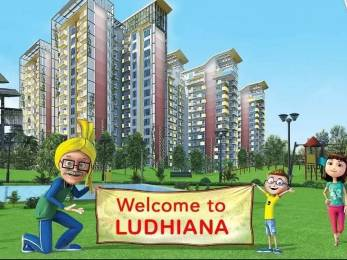 1310 sqft, 3 bhk Apartment in Hero Homes Phase 1 Sidhwan Canal Road, Ludhiana at Rs. 60.0575 Lacs