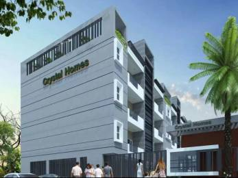 1378 sqft, 3 bhk Apartment in Builder crystalhomes Dhakoli Zirakpur, Chandigarh at Rs. 36.8700 Lacs