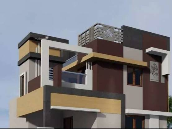 825 sqft, 3 bhk Villa in Builder Project Sathy Road, Coimbatore at Rs. 31.9700 Lacs