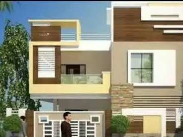 800 sqft, 2 bhk IndependentHouse in KRR Harmony Town Anandapuram, Visakhapatnam at Rs. 35.8000 Lacs