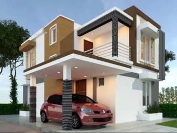1300 sqft, 3 bhk Villa in Builder Vr Ishwaryam Vedapatti, Coimbatore at Rs. 45.0000 Lacs