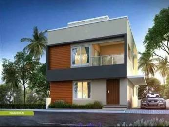 1655 sqft, 3 bhk IndependentHouse in Alliance Alliance Humming Gardens Kelambakkam, Chennai at Rs. 1.0400 Cr