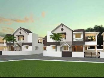 1350 sqft, 3 bhk Villa in Builder amrutham w Palakkad, Palakkad at Rs. 27.5000 Lacs