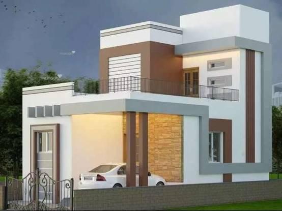 1000 sqft, 2 bhk Villa in Builder Morya GreensWadebolai wadebolhai, Pune at Rs. 22.5000 Lacs