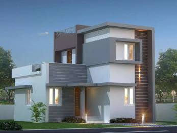 1200 sqft, 3 bhk Villa in Builder chathamkulam temple park k Chandranagar, Palakkad at Rs. 40.0000 Lacs